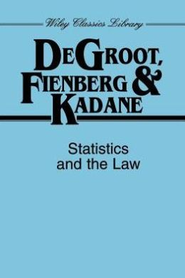 Statistics and the Law