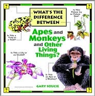 What's the Difference between Apes and Monkeys and Other Living Things?