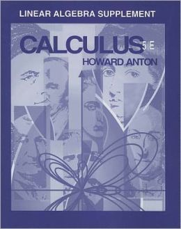 Linear Algebra Supplement to Accompany Calculus with Analytic Geometry