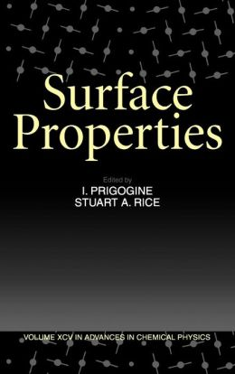 Advances in Chemical Physics, Surface Properties