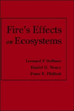Fire Effects on Ecosystems
