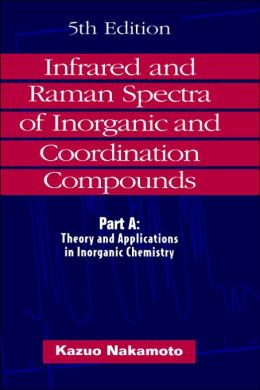 Infrared and Raman Spectra of Inorganic and Coordination Compounds: Part A:Theory and Applications in Inorganic Chemistry