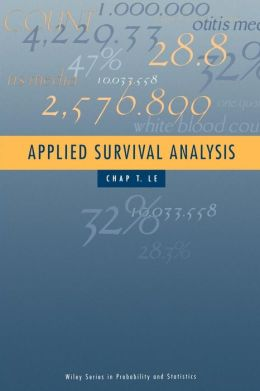 Applied Survival Analysis