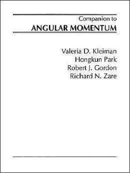 A Companion to Angular Momentum