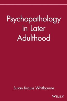 Psychopathology in Later Adulthood