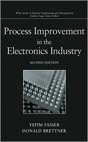 Process Improvement in the Electronics Industry