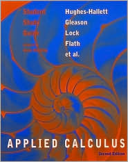 Student Study Guide to Accompany Applied Calculus