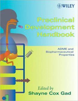 Preclinical Development Handbook (2 Vol. Set)