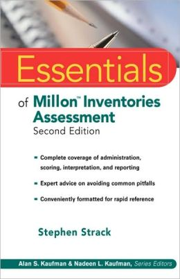 Millon Essentials 2e