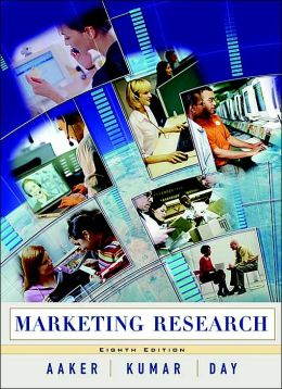 Marketing Research, 8th Edition