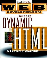 Web Developer .com Guide to Dynamic HTML
