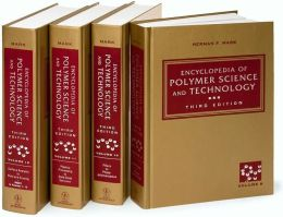 Encyclopedia of Polymer Science and Technology, Part 3: Volumes 9-12 (4 Volume Set)