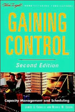 Gaining Control: Capacity Management and Scheduling