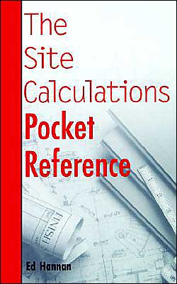 The Site Calculations Pocket Reference