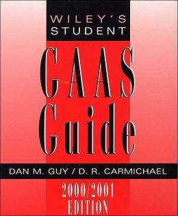 Wiley's Student GAAS Guide