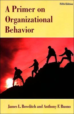 A Primer on Organizational Behavior
