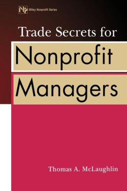 Trade Secrets for Nonprofit Managers
