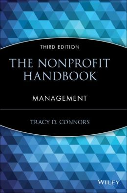 The Nonprofit Handbook: Management