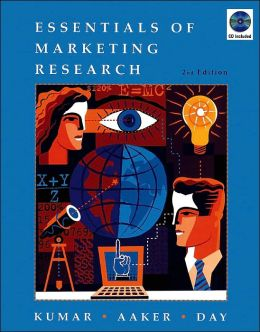 Essentials of Marketing Research,2nd Edition