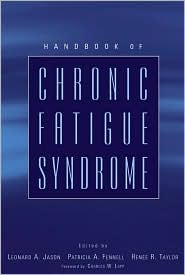 Handbook of Chronic Fatigue Syndrome