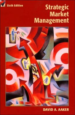 Strategic Marketing Management,6th Edition