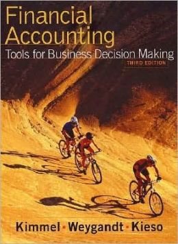 Financial Accounting: Tools for Business Decision Making, (with Annual Report) 3rd Edition
