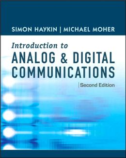 An Introduction to Analog and Digital Communications