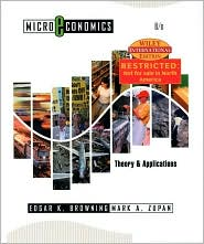WIE Microeconomic Theory & Applications