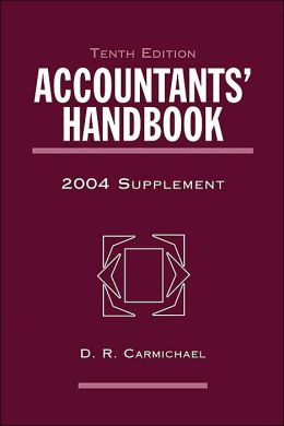 Accountants' Handbook, 2 Volume Set, 2004 Supplement