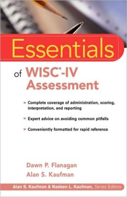 Wisc-Iv Essentials