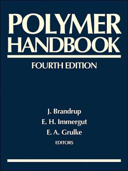 Polymer Handbook, 2 Volumes Set