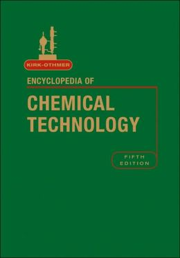 Encyclopedia of Chemical Technology