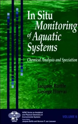 In Situ Monitoring of Aquatic Systems: Chemical Analysis and Speciation