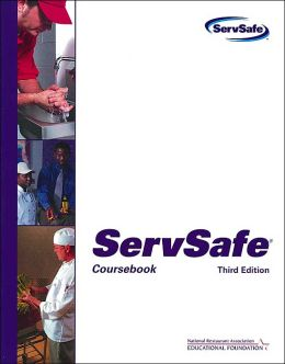 ServSafe Coursebook, (does not include the Scantron Certification Exam Form)