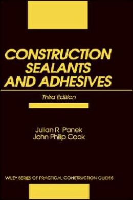 Construction Sealants and Adhesives