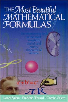 The Most Beautiful Mathematical Formulas