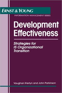 Development Effectiveness: Strategies for IS Organizational Transition