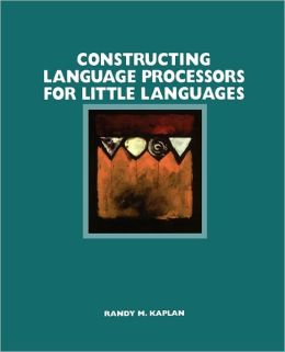 Constructing Language Processors for Little Languages