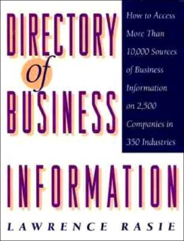 Directory of Business Information