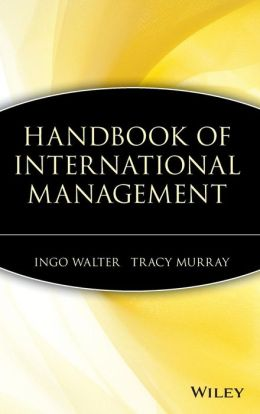 Handbook of International Management
