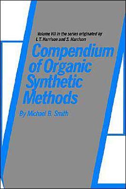 Compendium of Organic Synthetic Methods