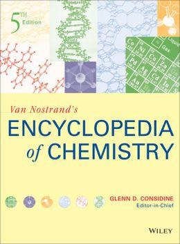 Van Nostrand's Encyclopedia of Chemistry