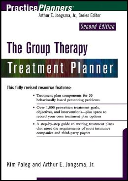 Group Therapy Treatment Planner