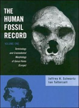 The Human Fossil Record, 4 Volume Set
