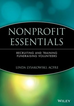 Nonprofit Essentials: Recruiting and Training Fundraising Volunteers