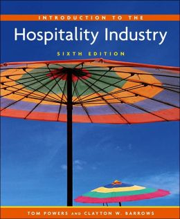 Introduction to the Hospitality Industry/ Student Workbook