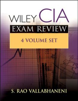 Wiley CIA Exam Review