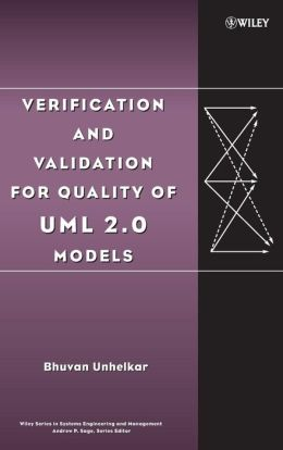 Verification and Validation for Quality of UML 2. 0 Models