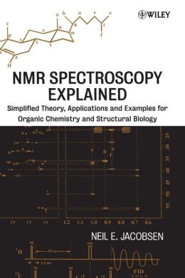 NMR Spectroscopy Explained: Simplified Theory, Applications and Examples for Organic Chemistry and Structural Biology