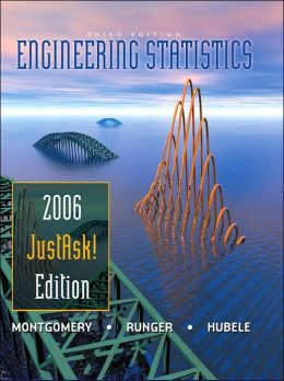Engineering Statistics, Textbook and Student Study